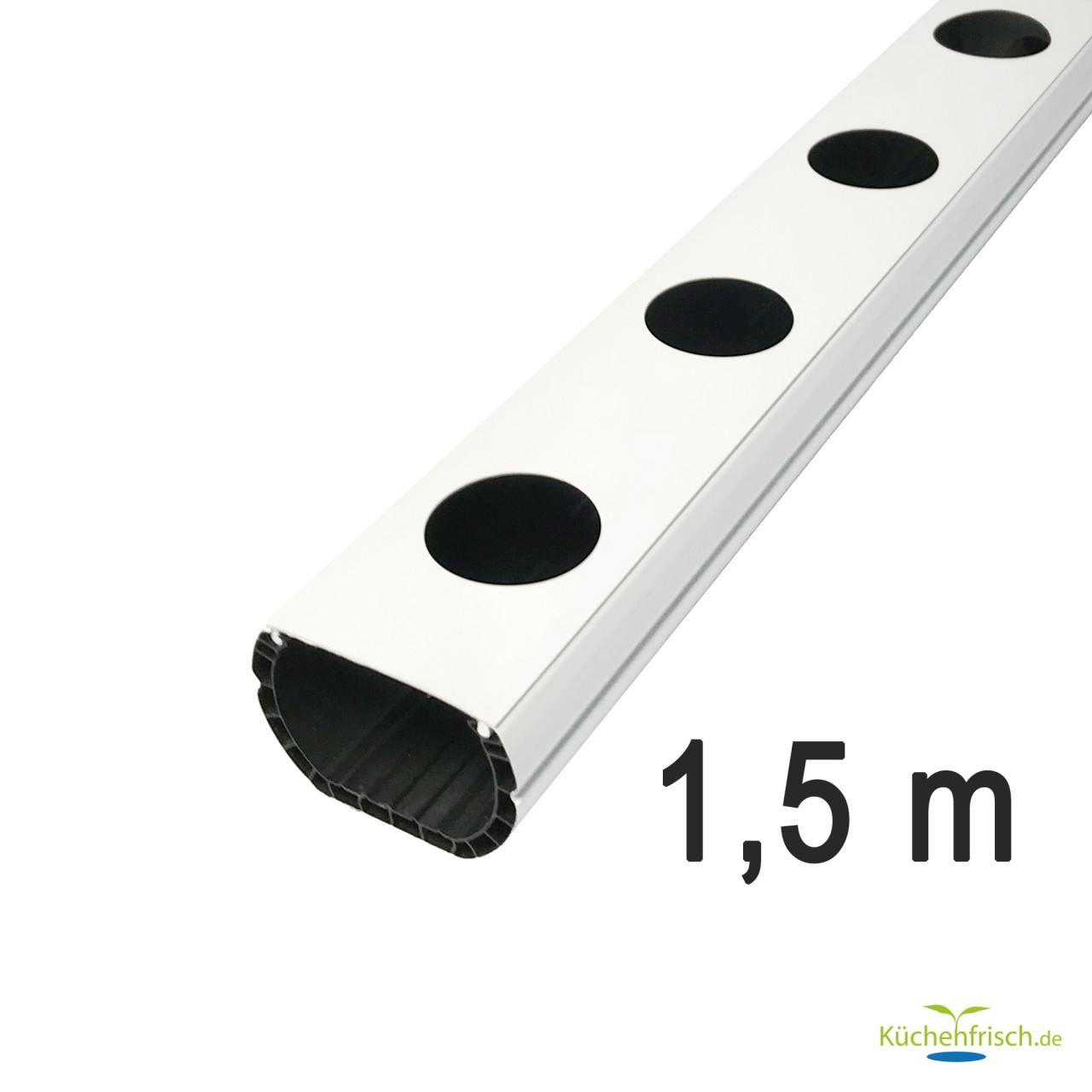 NFT Rinne 85 mm x 55 mm zweiteilig 1,5 m lang