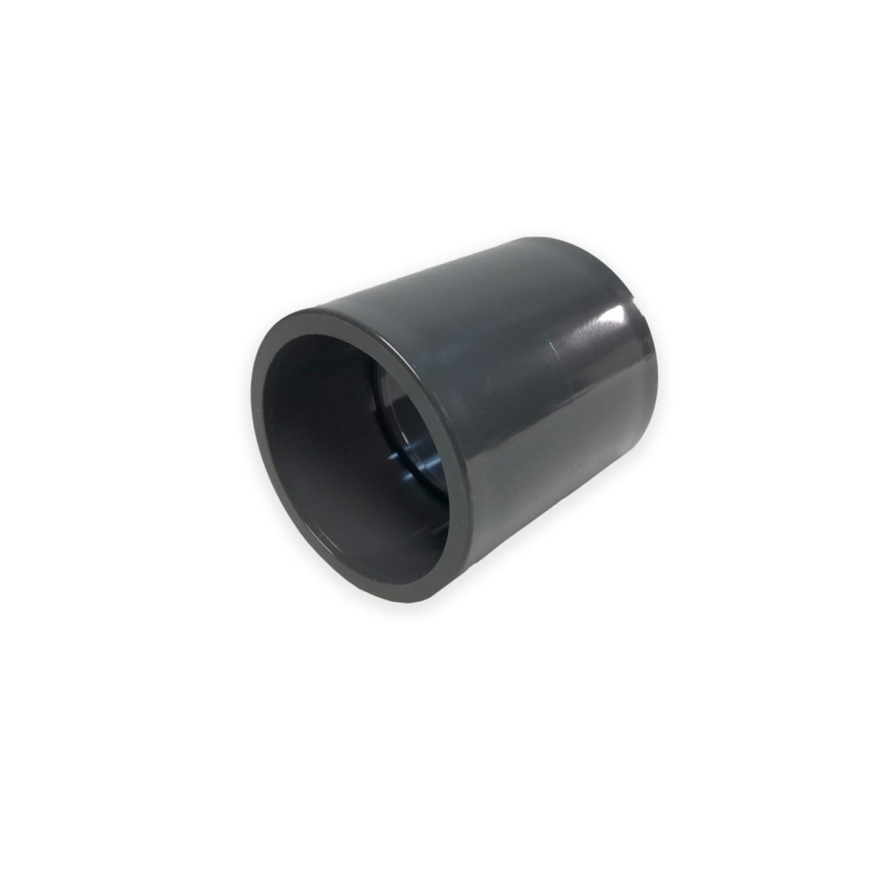 PVC-U Klebemuffe 50 mm / 61 mm