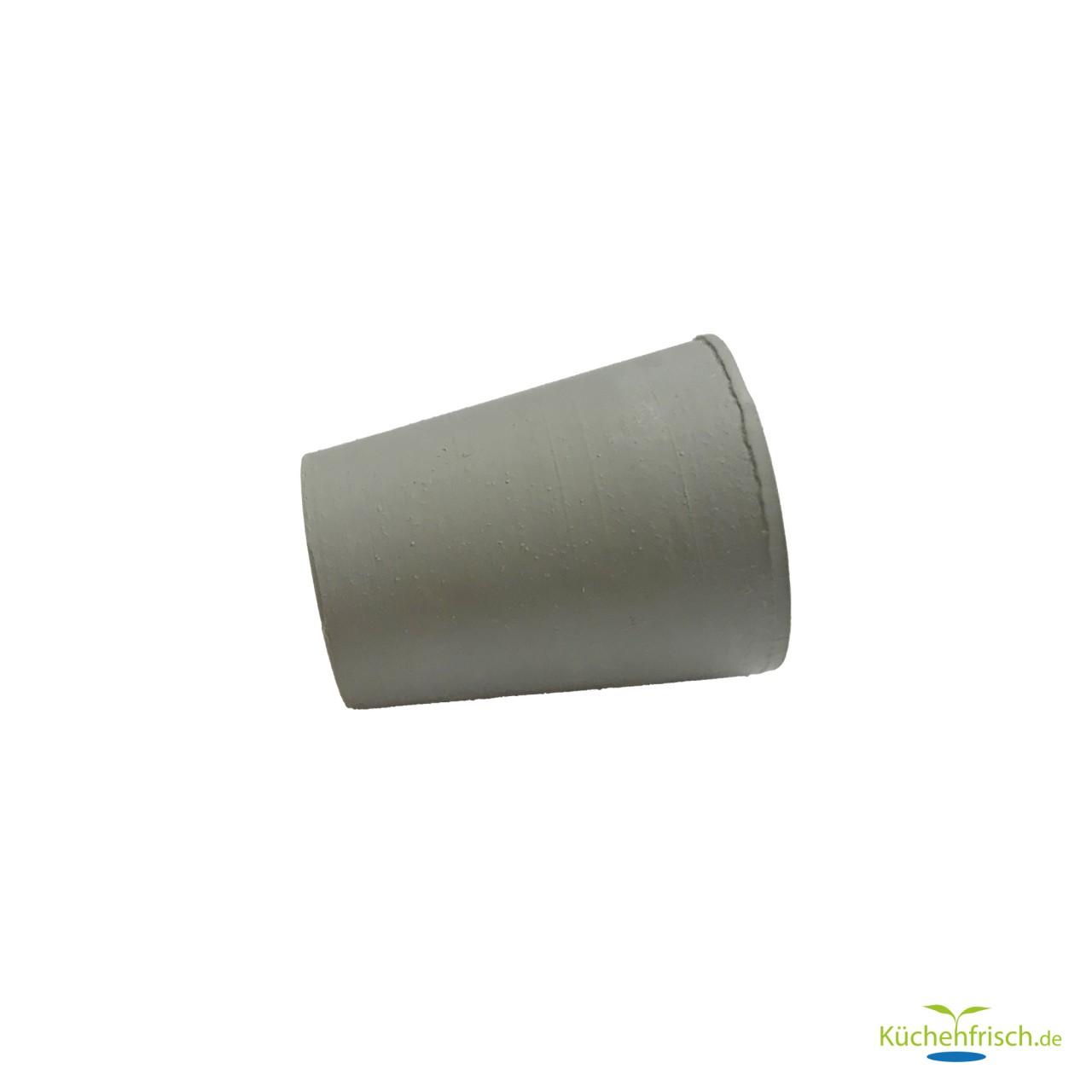 Konischer Verschlussstopfen für 32 mm PVC-U Rohre