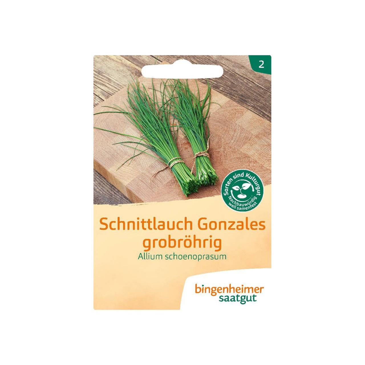 Bingenheimer Schnittlauch Bio-Saatgut