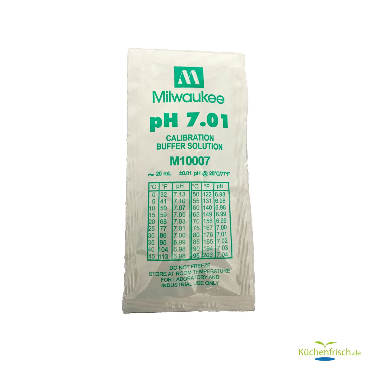 Milwaukee Kalibrierflüssigkeit pH 7.01 20 mL