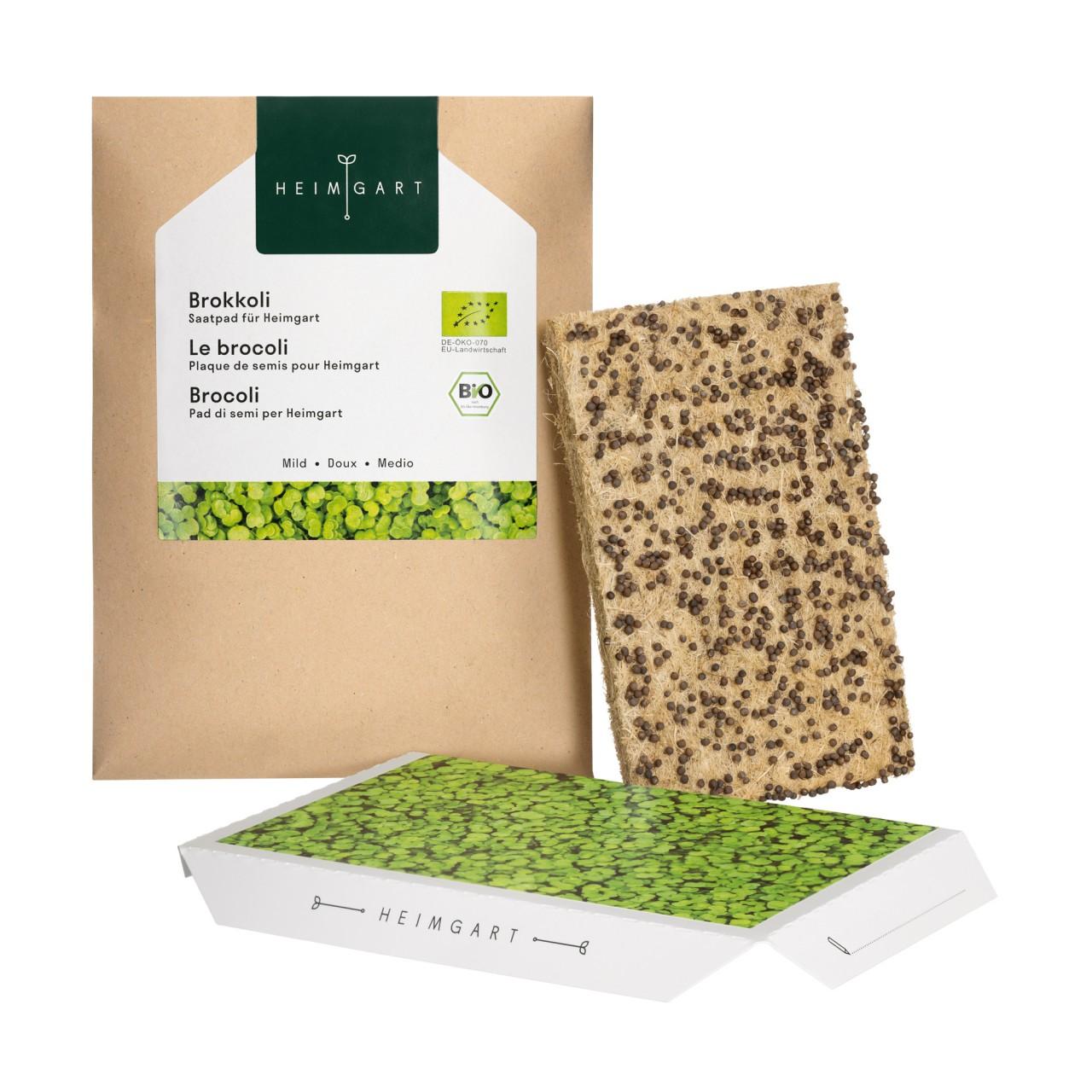 Heimgart Brokkoli Microgreens